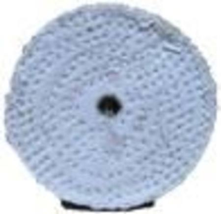 100mm x 6mm MANDREL SISAL WHEEL