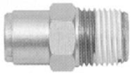 35003-M0602 6mm x 1/8 NPT AIRBRAKE CONNECTOR