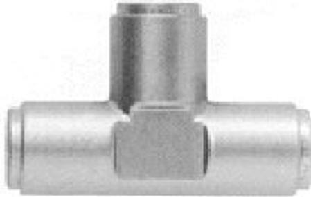 35014 6mm EQUAL TUBE AIRBRAKE TEE