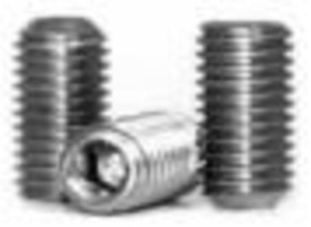 "5/16""UNF x 1/2"" CUP POINT GRUB SCREW T304 STAINLESS STEEL"