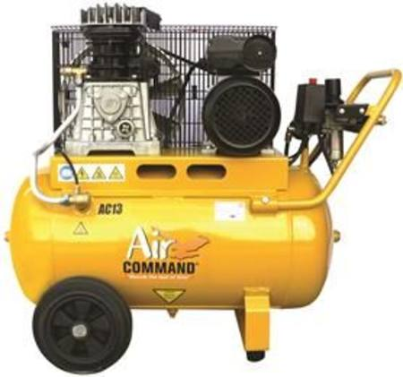 AIR COMMAND AC13  2HP BELT DRIVE COMPRESSOR 50 LITRE TANK