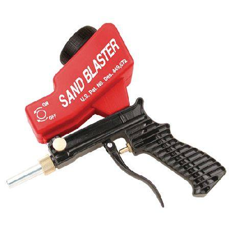 AMPRO AIR GRAVITY FEED SAND BLASTER