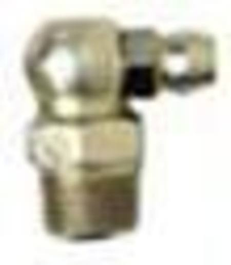 ARLUBE 1/8 BSP 90deg ELBOW GREASE NIPPLE PK10