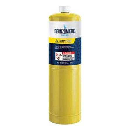 BERNZOMATIC MAPP PRO GAS 14.1OZ - 400GM CYLINDER