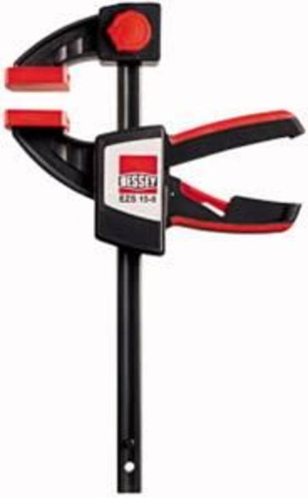 BESSEY EZS ONE HAND CLAMP 600 x 80MM UP TO 200KG FORCE