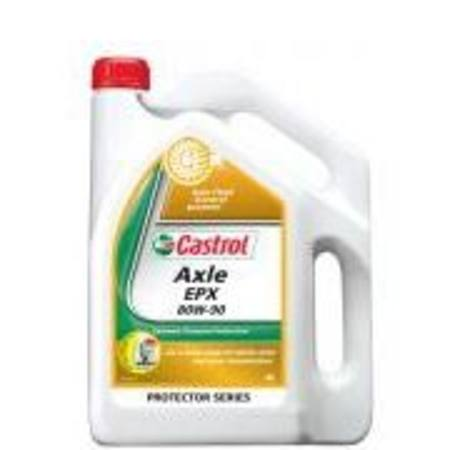 CASTROL AXLE EPX 80W-90 GEAR OIL 4 LITRE PACK