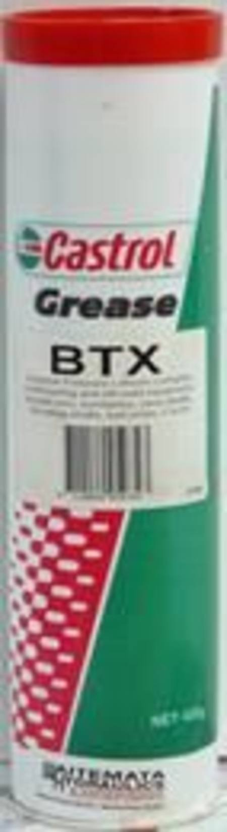 CASTROL BTX GREASE 450gm CARTRIDGE
