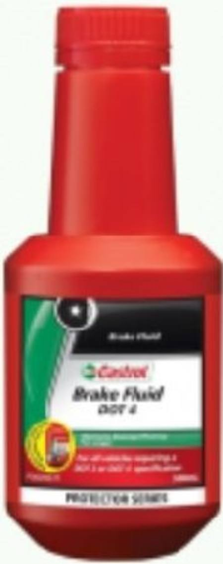 CASTROL DOT 4 PROTECTOR BRAKE FLUID 500ml