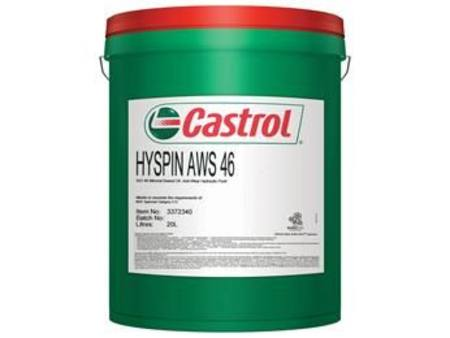 Buy CASTROL HYSPIN AWS46 HYDRAULIC OIL 20 LTR in NZ.