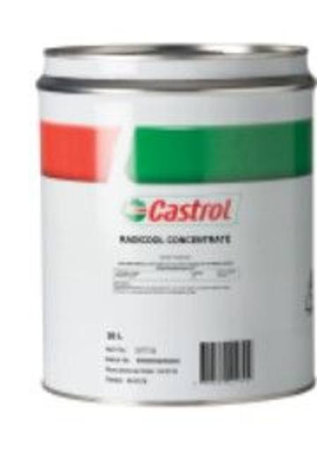 CASTROL RADICOOL CONCENTRATE 20 ltr PAIL