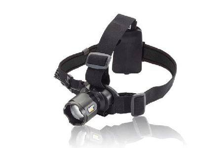 CAT LED 220 LUMEN FOCUSING HEAD LAMP
