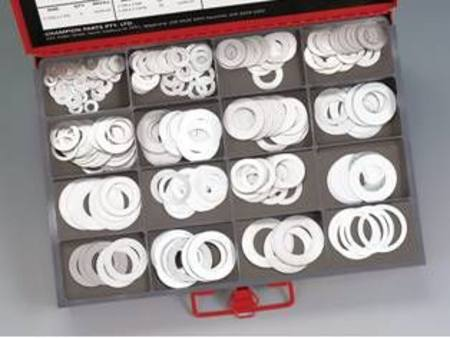 "CHAMPION .006"" SHIM WASHERS MASTER KIT 466pc"