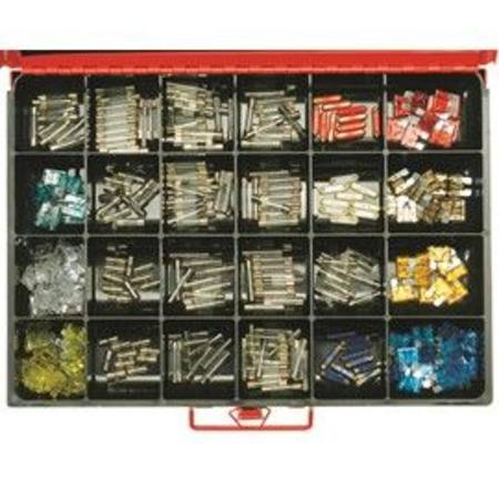 CHAMPION AUTO FUSE MASTER KIT 320pc