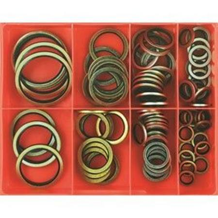 CHAMPION IMPERIAL BONDED WASHER ASSORTMENT 82pc