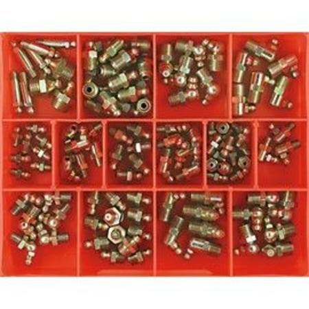 CHAMPION IMPERIAL GREASE NIPPLE ASSORTMENT 113pc
