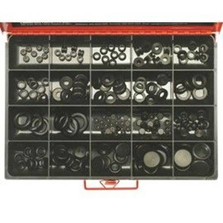 CHAMPION RUBBER GROMMETS WIRING & BLANKING MASTER KIT 174pc