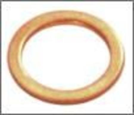 COPPER WASHERS 12 x 17 x 1.5mm