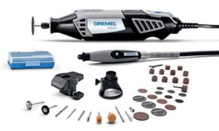 DREMEL 4000-4-50 HIGH PERFORMANCE ROTARY TOOL KIT