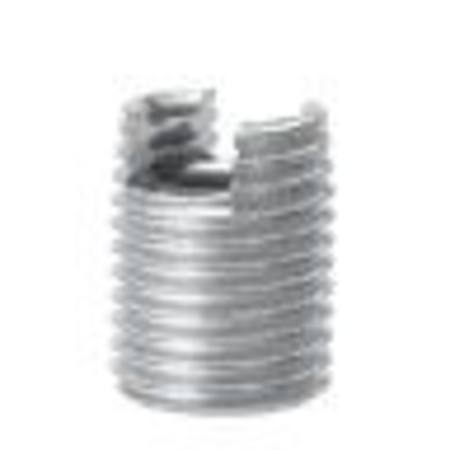 ENSAT M8 x 1.25 TAPPER THREAD INSERT STAINLESS STEEL