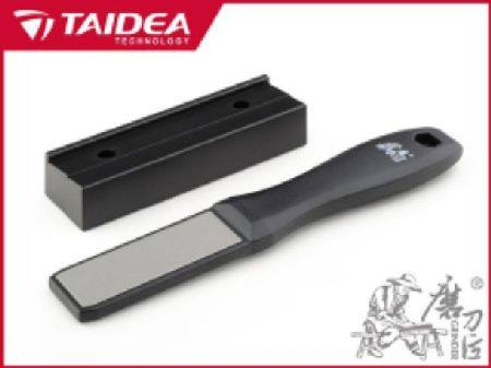 HAND HELD  DIAMOND SHARPENER 600/1000G SIZE 190 x 30  x 12