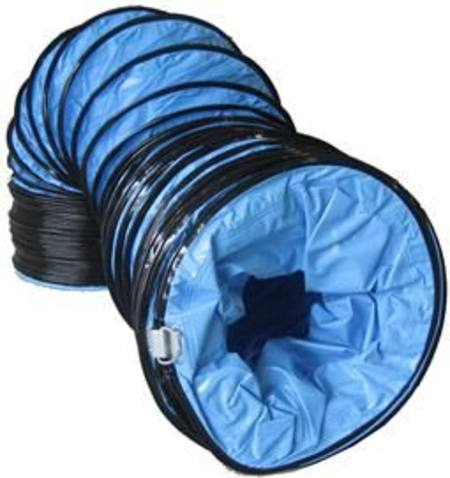 HEAVY DUTY VENTILATION FAN DUCTING 500mm x 5metre