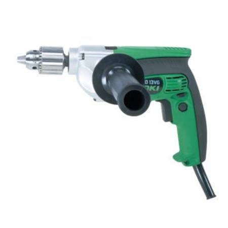 HIKOKI 13mm HEAVY DUTY TRIPLE REDUCTION DRILL