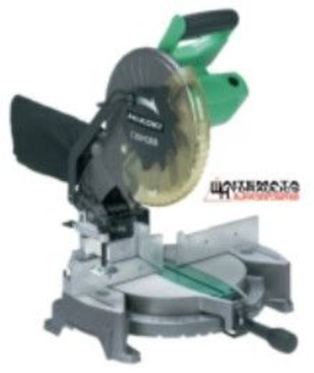 HIKOKI 255mm TCT BLADE COMPOUND MITRE SAW 1520W