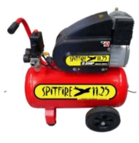 HINDIN SPITFIRE 1125 4.5CU FT  2 HP AIR COMPRESSOR 25 LITRE TANK