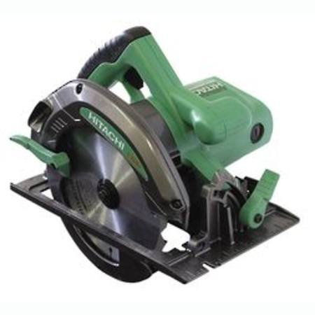 HITACHI 185mm CIRCULAR SAW ALLOY BASE & CARRY CASE 1710W