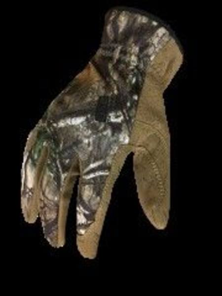 IRONCLAD EXO TACTICAL REALTREE UTILITY GLOVES LARGE SIZE