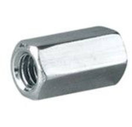 M8-1.25 x 15 316 STAINLESS STEEL THREADED ROD CONNECTOR