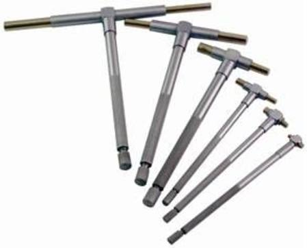 MACHINEWORKS 6pc TELESCOPIC GAUGE SET