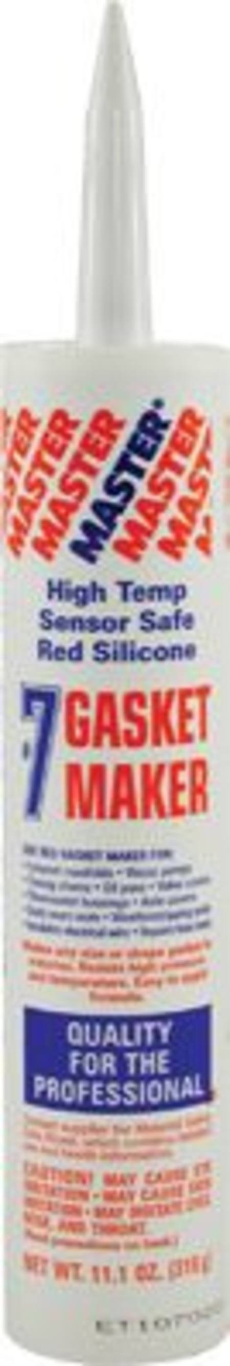 Buy MASTER #7 HI TEMP RTV SILICONE 316g CARTRIDGE in NZ.