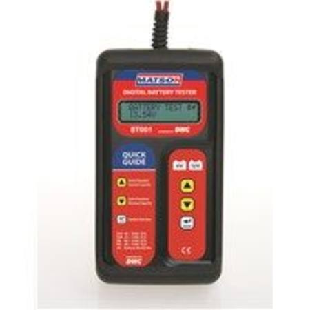 MATSON ELECTRONIC BATTERY TESTER