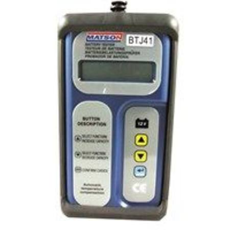 MATSON INTELLIGENT BATTERY TESTER 2AH - 200AH