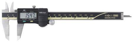 "MITUTOYO 6""/150mm x .0005""/.01mm DIGITAL CALIPER NO DATA OUTPUT"