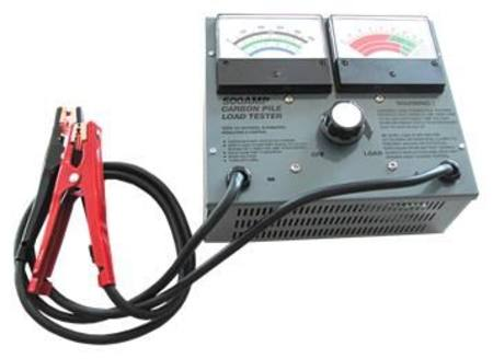 POWER TRAIN 500 AMP 12 VOLT BATTERY TESTER