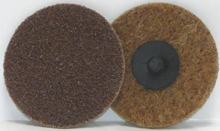 QUICK CHANGE 75mm COARSE SURFACE CONDITIONING DISC (BROWN)
