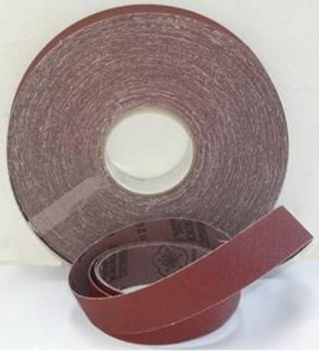 S&G P40 EMERY TAPE ENGINEERS ROLL 50mtr x 40mm