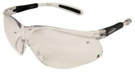SCOPE BRONX SAFETY SPECTACLES CLEAR LENS