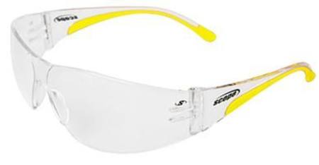 SCOPE LITE BOXA TRILOGY SAFETY SPECTACLES CLEAR LENS