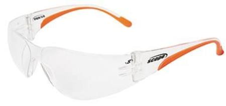 SCOPE MINI BOXA TRILOGY SAFETY SPECTACLES CLEAR LENS