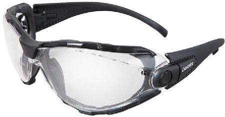 SCOPE PITBOSS SAFETY SPECTACLE CLEAR LENS