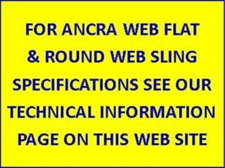 SEE OUR 'TECHNICAL INFORMATION PAGE ON THIS WEB SITE FOR SAFETY SPECS