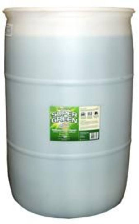 SUPERGREEN CONCENTRATE DEGREASER 208 LITRE