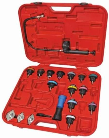 TOLEDO 20 pc COOLING SYSTEM TEST KIT