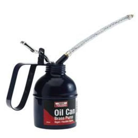 TOLEDO 200ML LEVER TYPE OIL CAN RIGID SPOUT