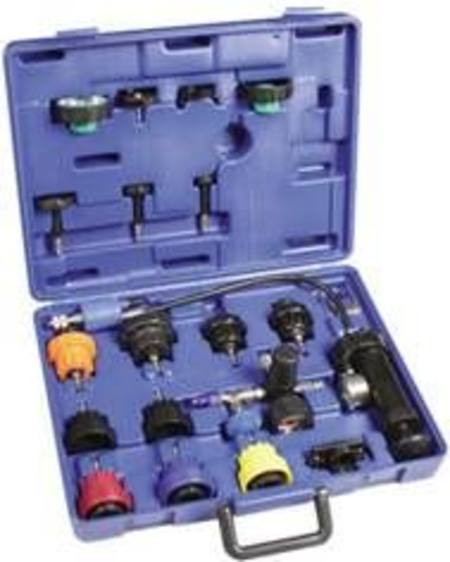 TOLEDO 24 pc COOLING SYSTEM TEST KIT