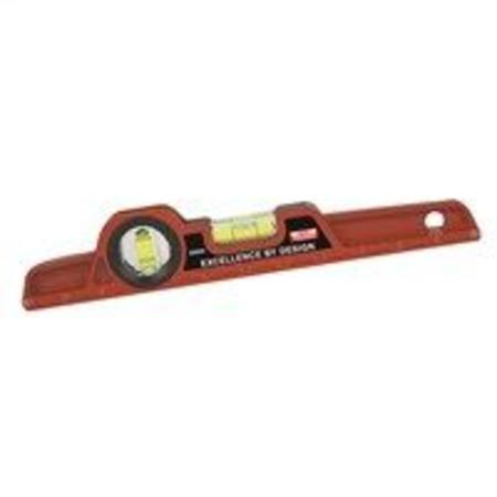 TOLEDO 250MM MAGNETIC TORPEDO LEVEL