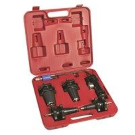 TOLEDO 5PC TAPERED ADAPTOR TRUCK COOLING SYSTEM TESTER
